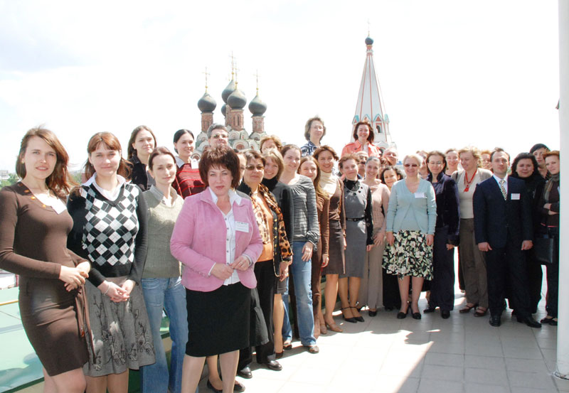 Гости и участники семинара