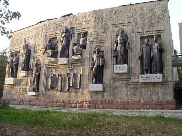 Дом Союза писателей Таджикистана