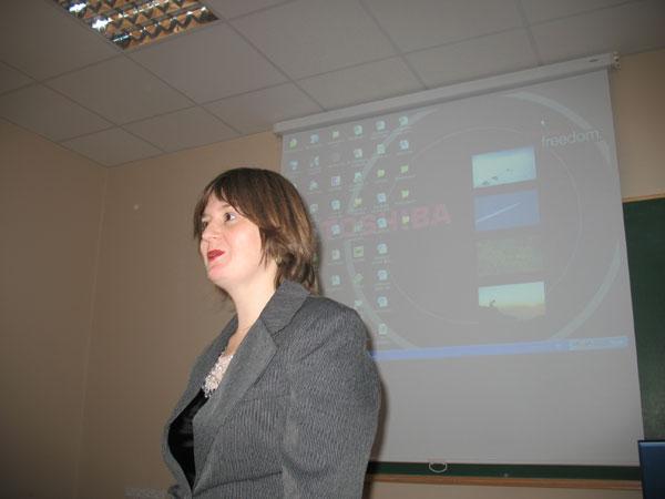 Зам. директора по работе с регионами издательства «АСТ-ПРЕСС» В.В. Тах