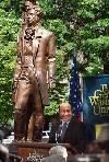 Памятник А.С. Пушкину в Вашингтоне