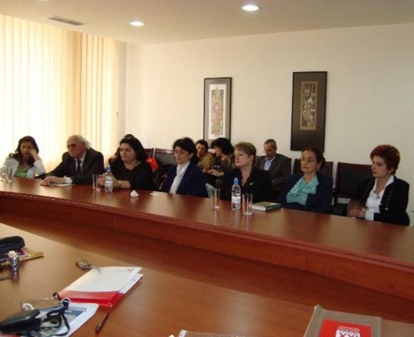Преподаватели русского языка из Армении
