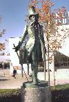 Памятник А.С. Пушкину в Вене