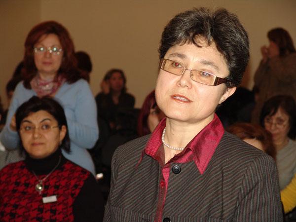Слушатель семинара Цветана Ралева (Болгария)