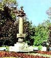 Памятник А.С. Пушкину в Кишиневе