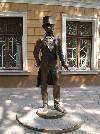 Памятник А.С. Пушкину в Одессе